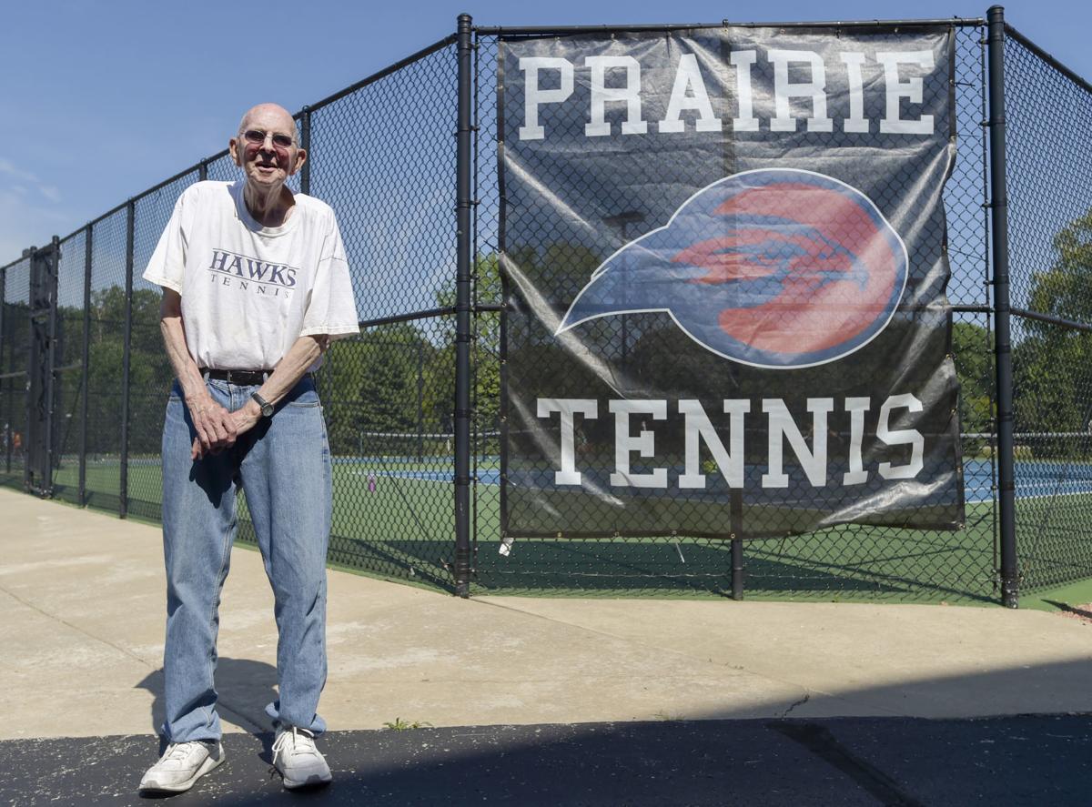 Harold Swanson Retiring