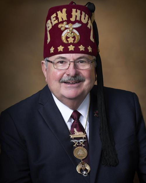Jim Smith Shriners International 2020-21 Imperial Potentate