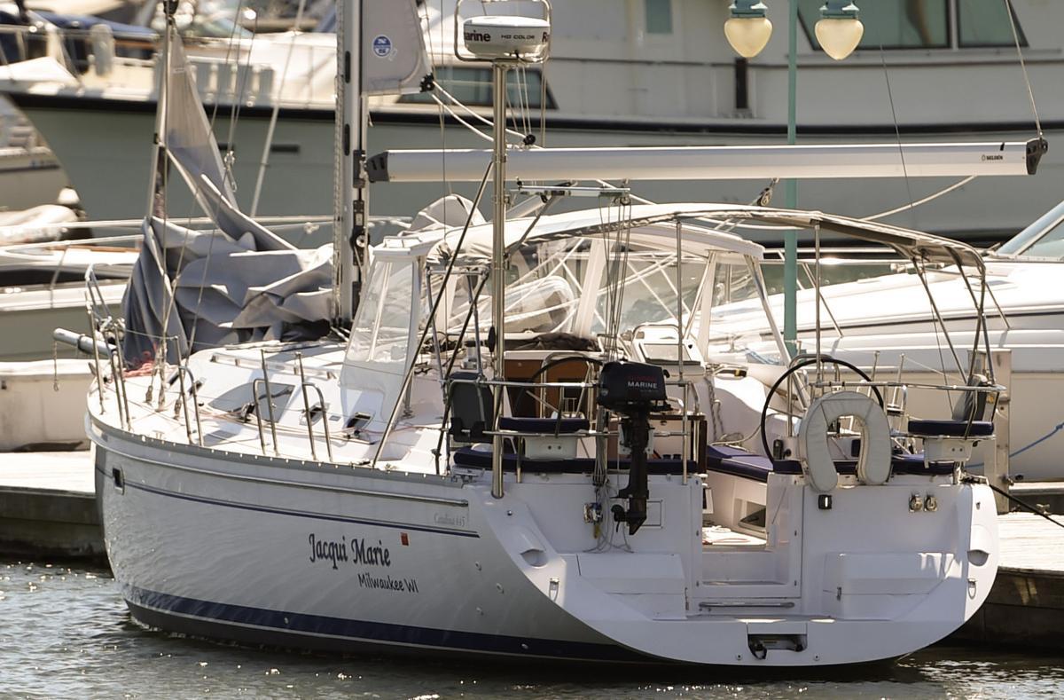 Sailing Accident