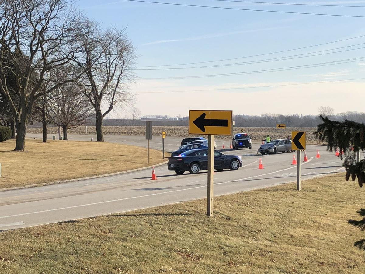 Updated: Flight For Life called for crash at highways H and