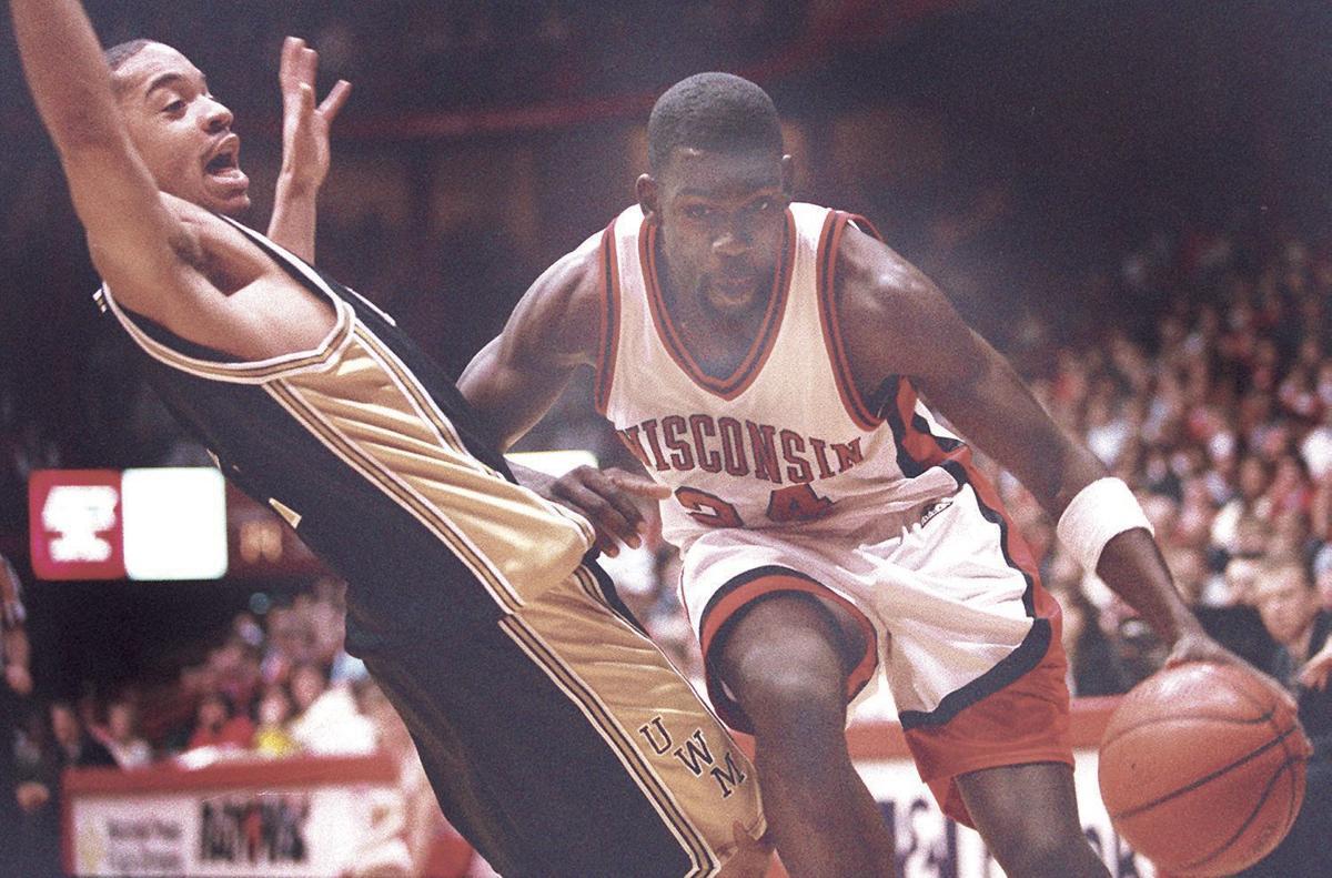 UW basketball Finley 12 15 94