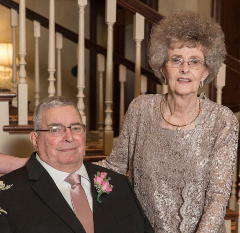Mr. and Mrs. Duane Gorkowski