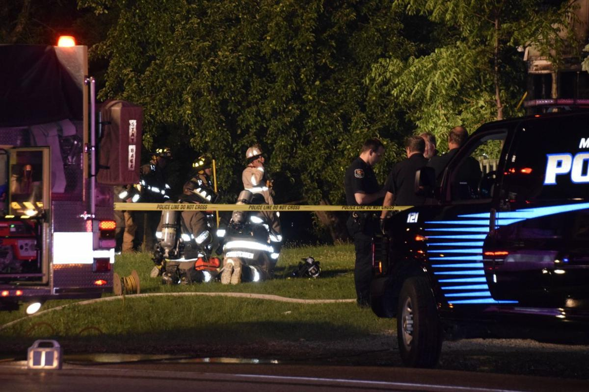 Fatal house fire in Mount Pleasant