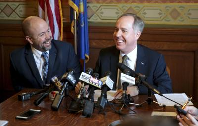 Robin Vos seeks areas of agreement