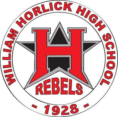 Horlick High School logo