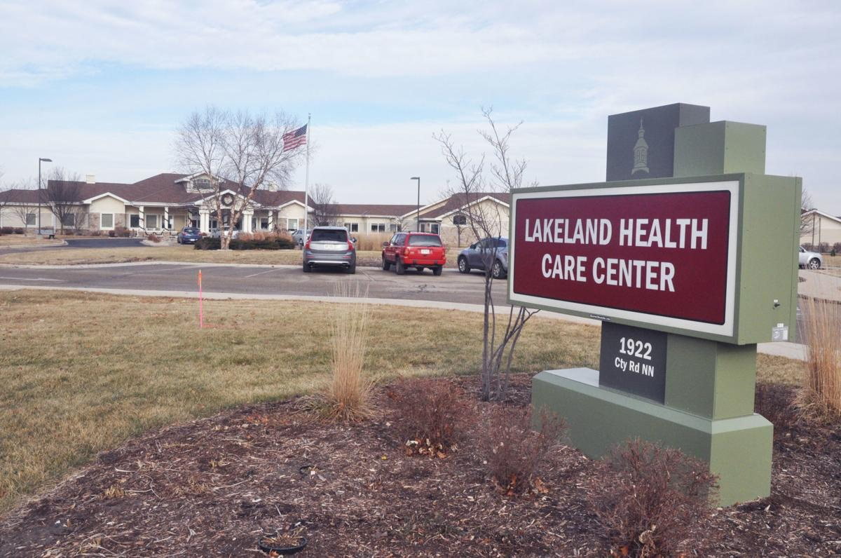 Lakeland Health Care Center county nursing home