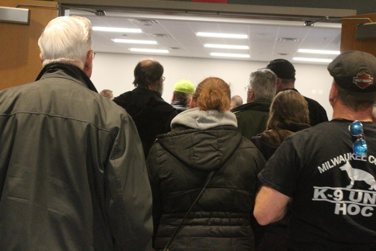 Parkview Gardens public hearing March 25