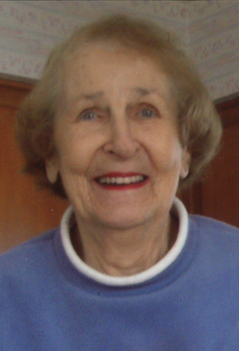 Mrs. Anna Chasar