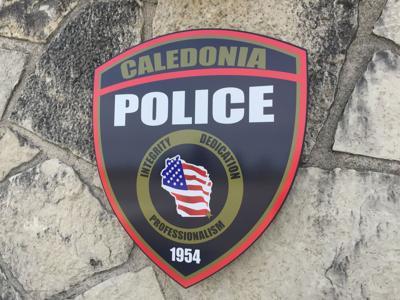 Caledonia Police News logo stock
