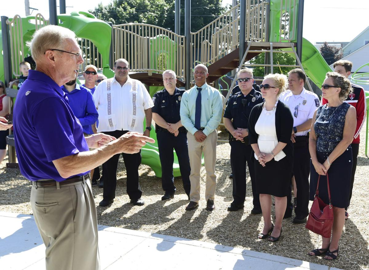 Polzin Park Dedication