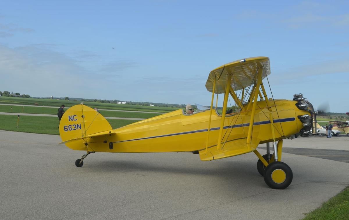 Fly-in showcases modern, antique planes   Local News