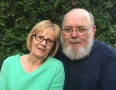 Mr. and Mrs. Robert Larsen