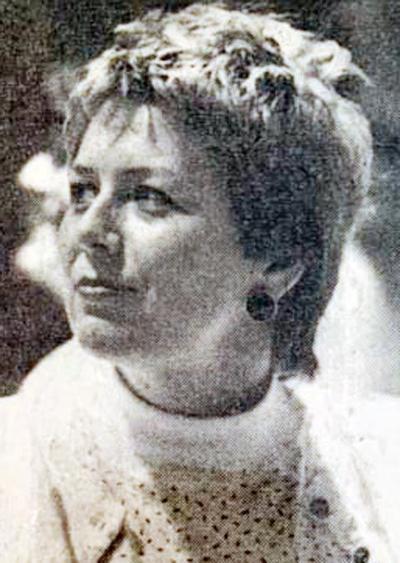 Nancy Ann Callewaert (nee Nyholm)