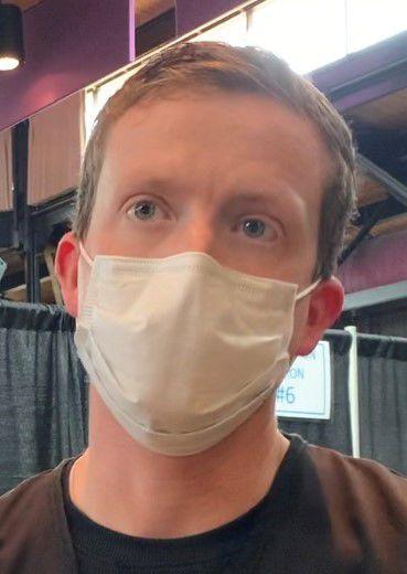 Cody Pearce, Racine epidemiologist