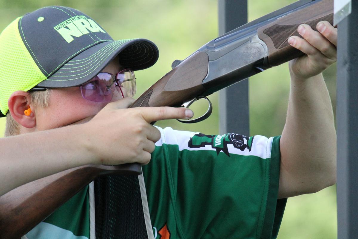 Jaden Hoppe, Waterford shooting team