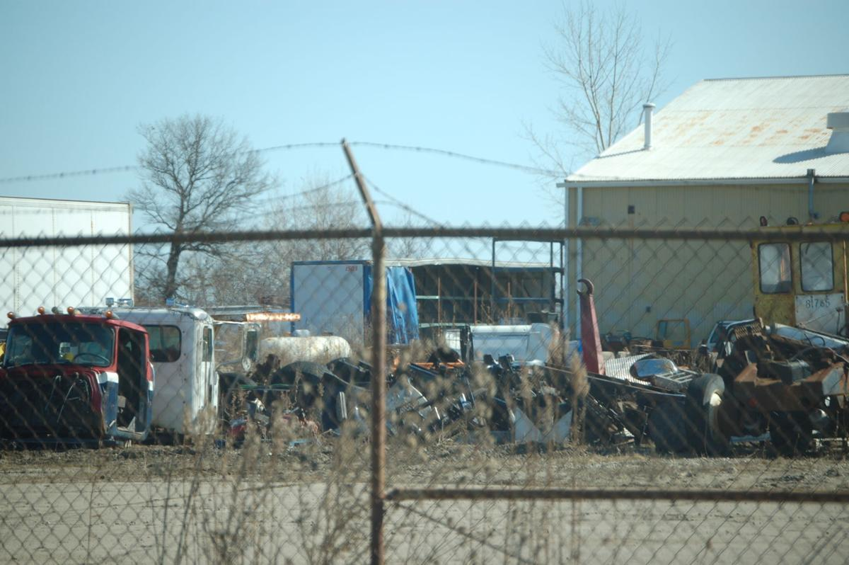 Erickson Trucks-n-Parts property in March