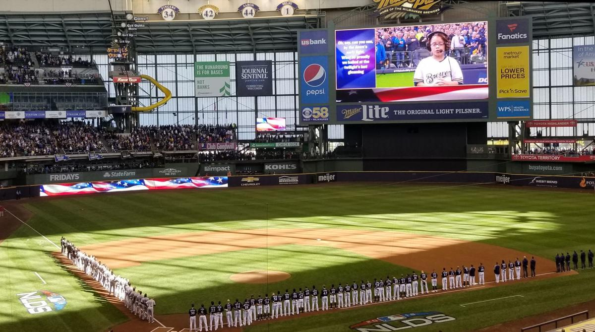 Miller Park tax projected to end in March 2020