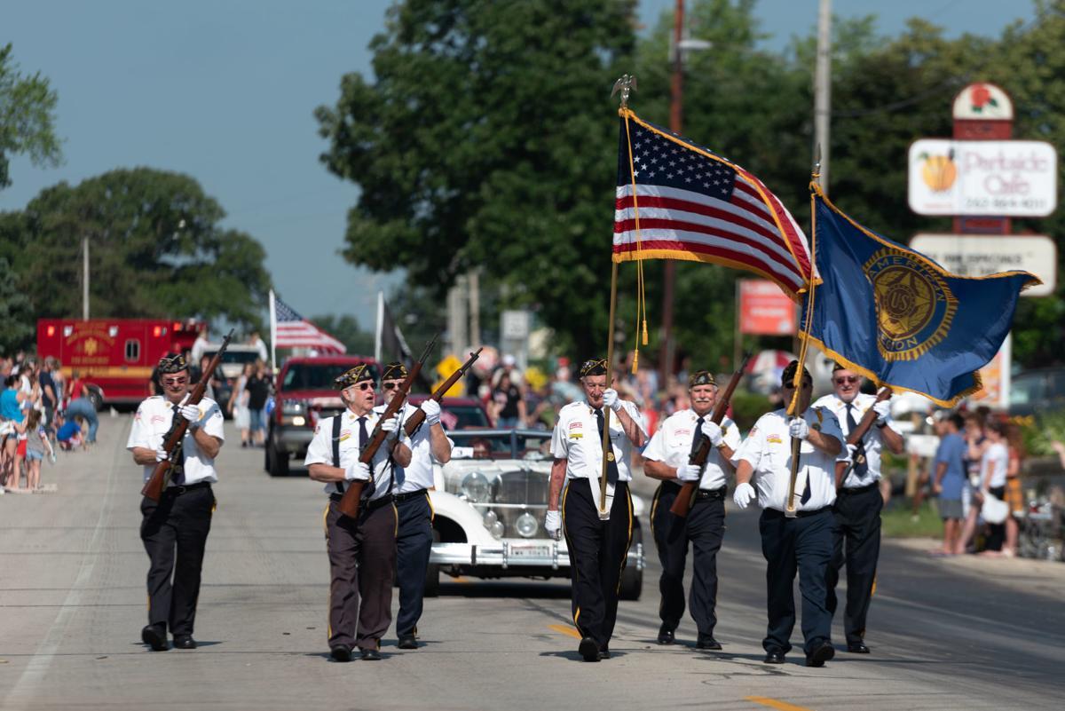 Union Grove Parade