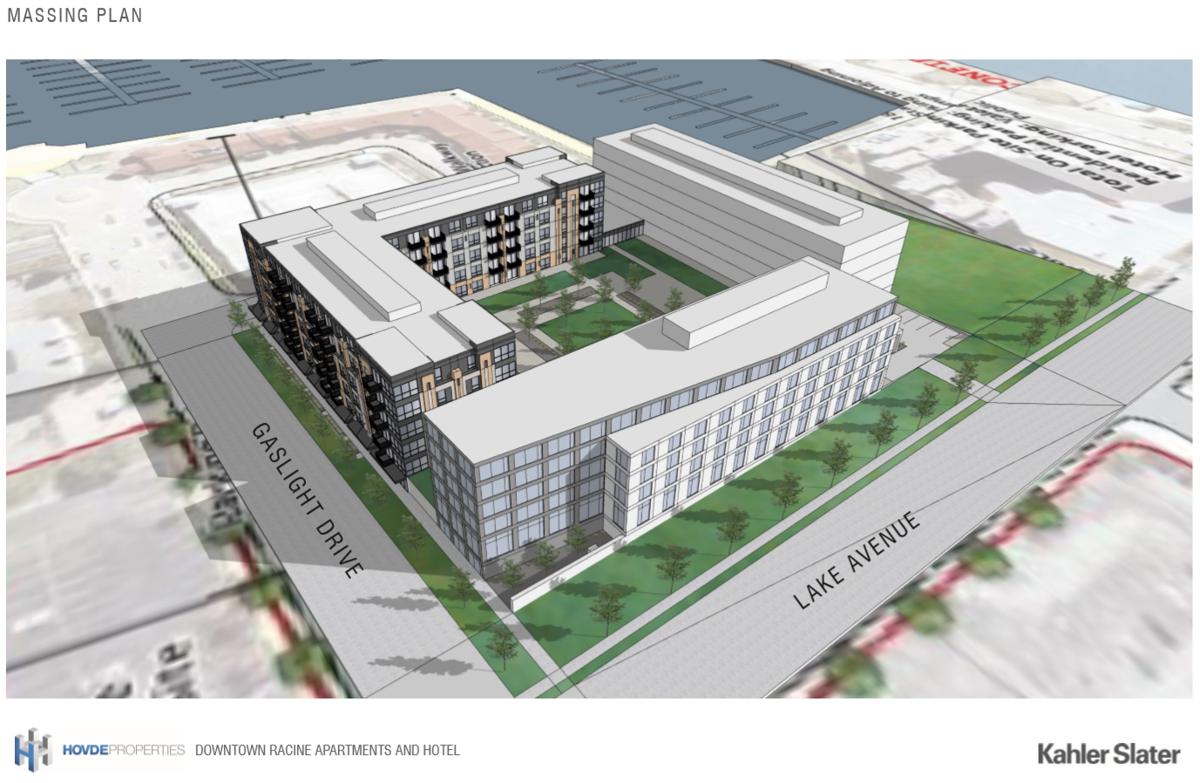 Hovde Properties development