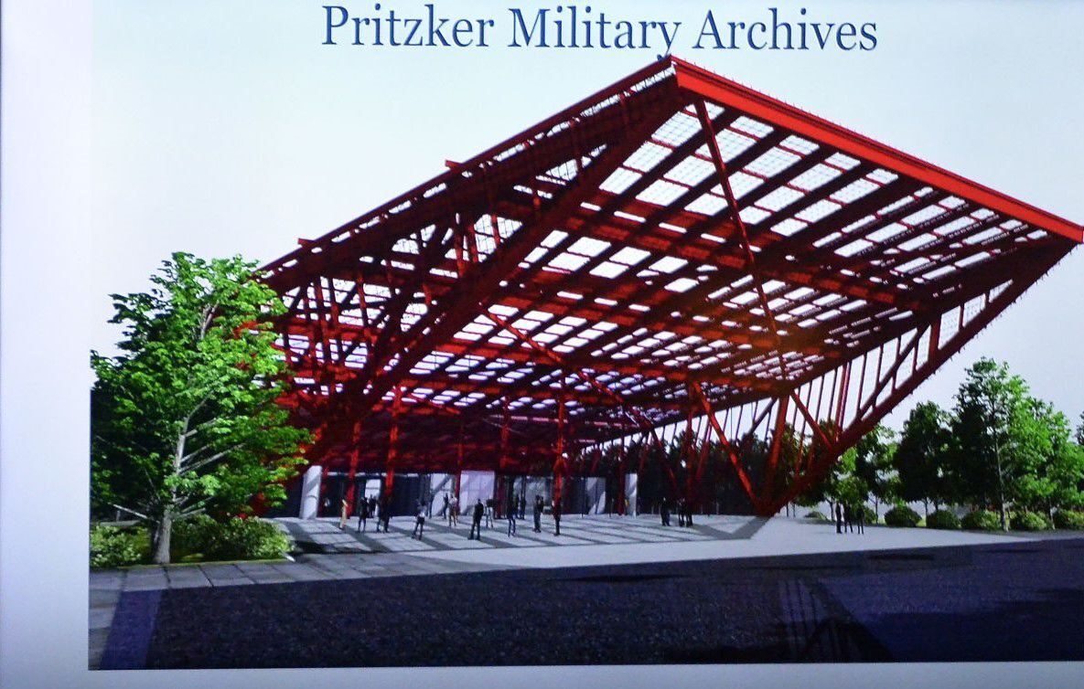 SOMERS PRITZKER MILITARY MUSEUM