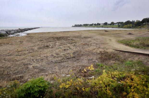 Samuel Myers Park Beach