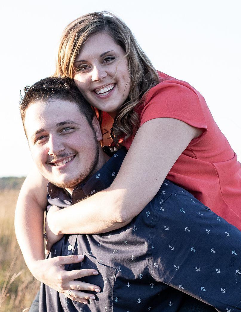 Michael Kopecky and McKenzie Maier