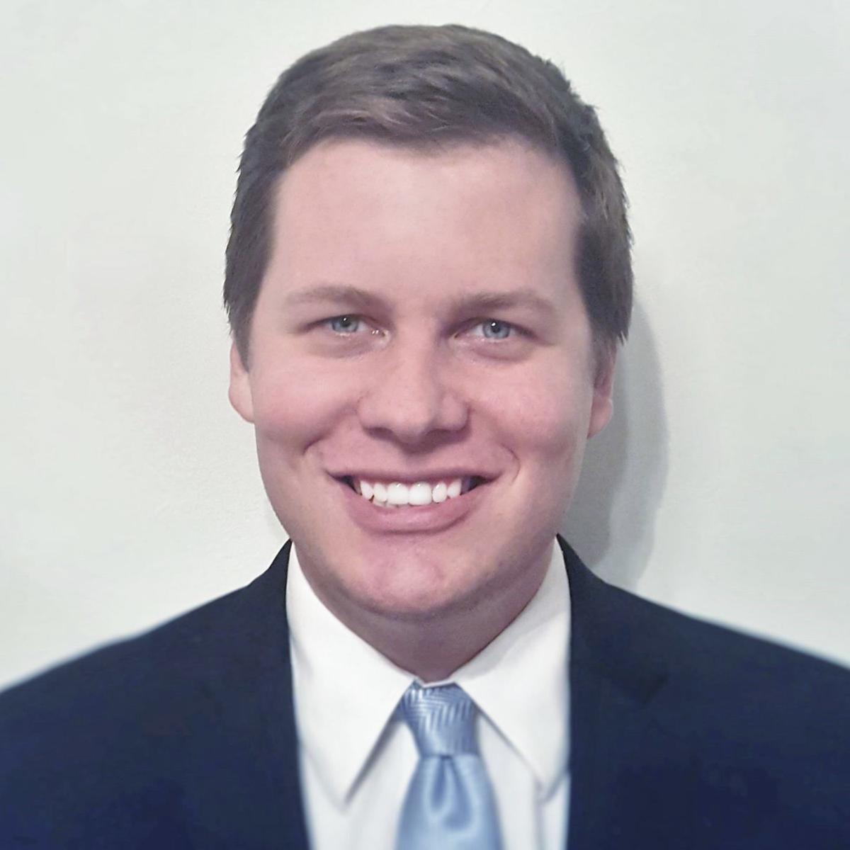 Sam Schultz, Mount Pleasant community development director