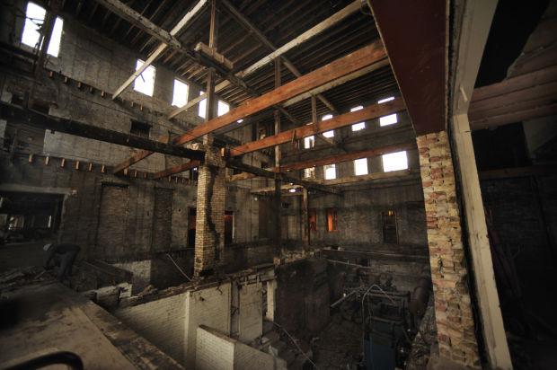 Porters Demolition Continues
