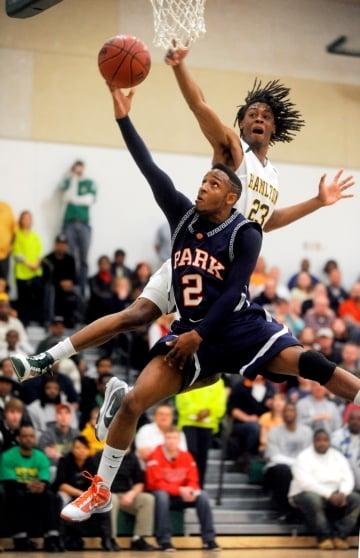Park Hamilton Basketball