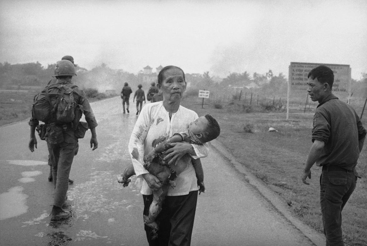 Photos: Iconic images from 'Napalm Girl' photographer Nick Ut | National | journaltimes.com