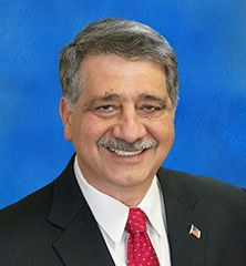 John Antaramian, mayor of Kenosha, 2018 photo