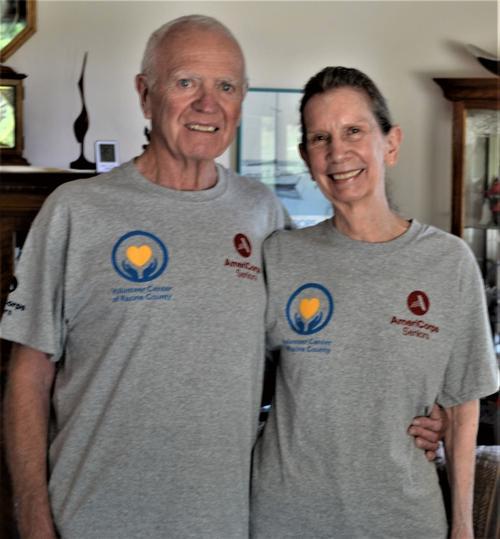 John and Marlyn Johnson