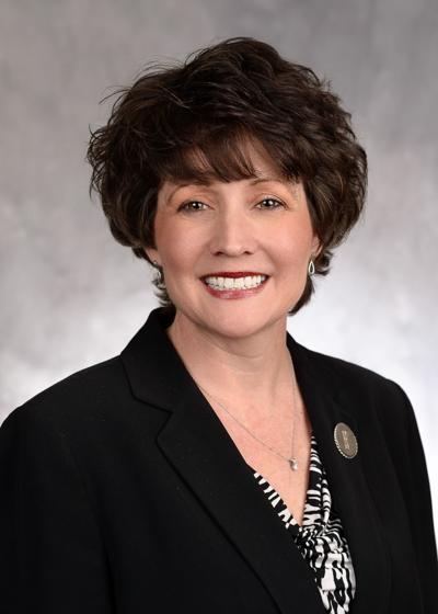 UW-Parkside Chancellor Dr. Deborah Ford