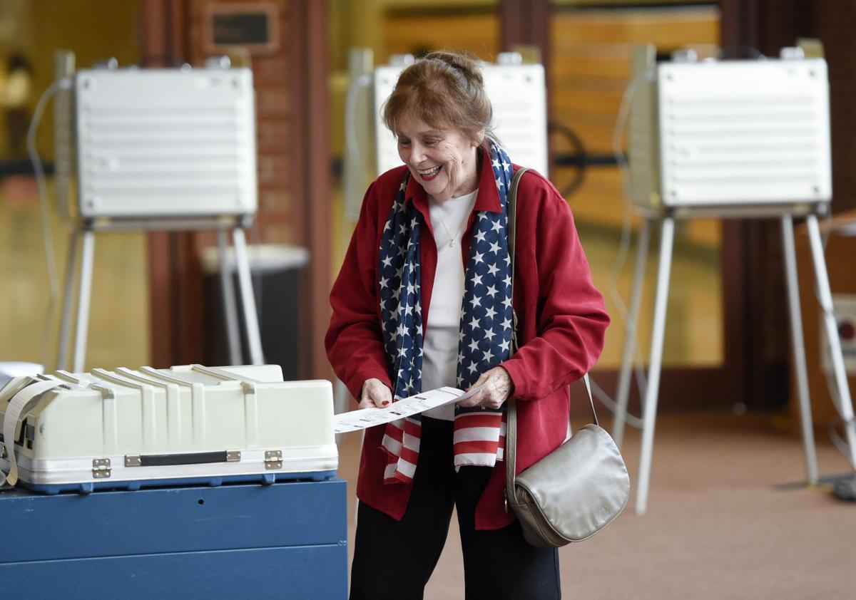 Racine votes