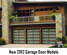 new garage models