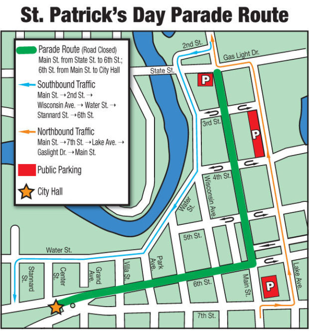 st s day parade chicago start time map st s day parade route local news