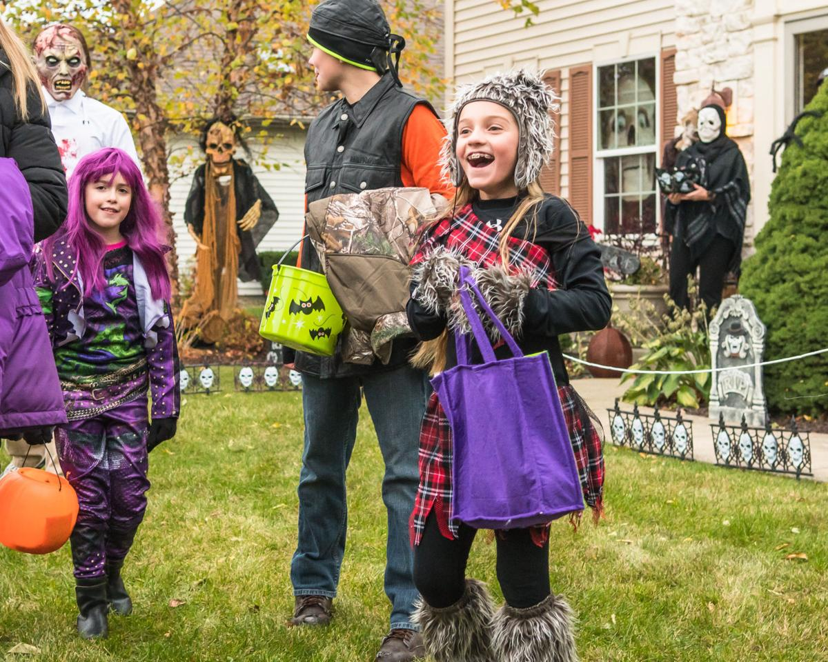 Trick-or-Treating 2017