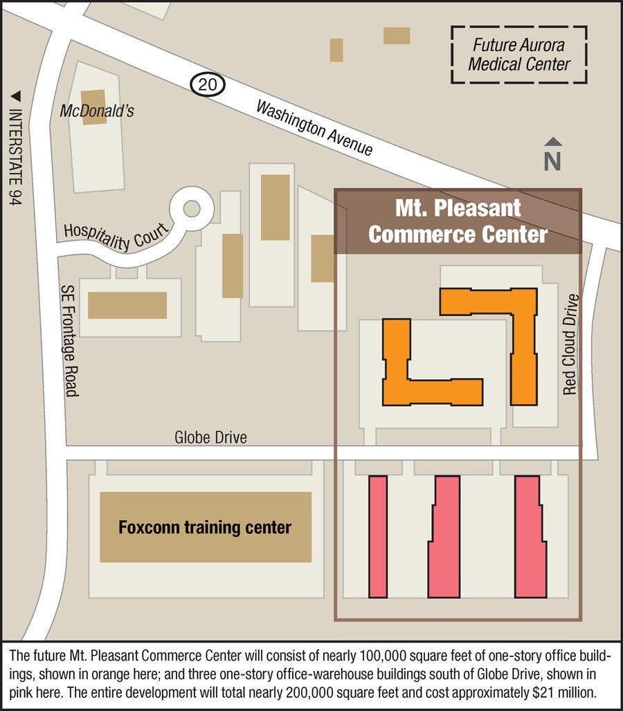 Mt. Pleasant Commerce Center