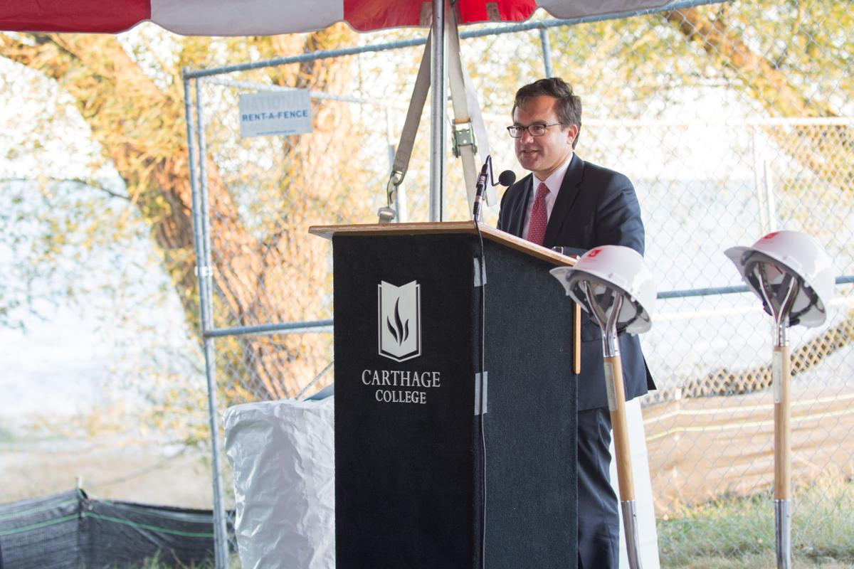 New residence hall at Carthage College