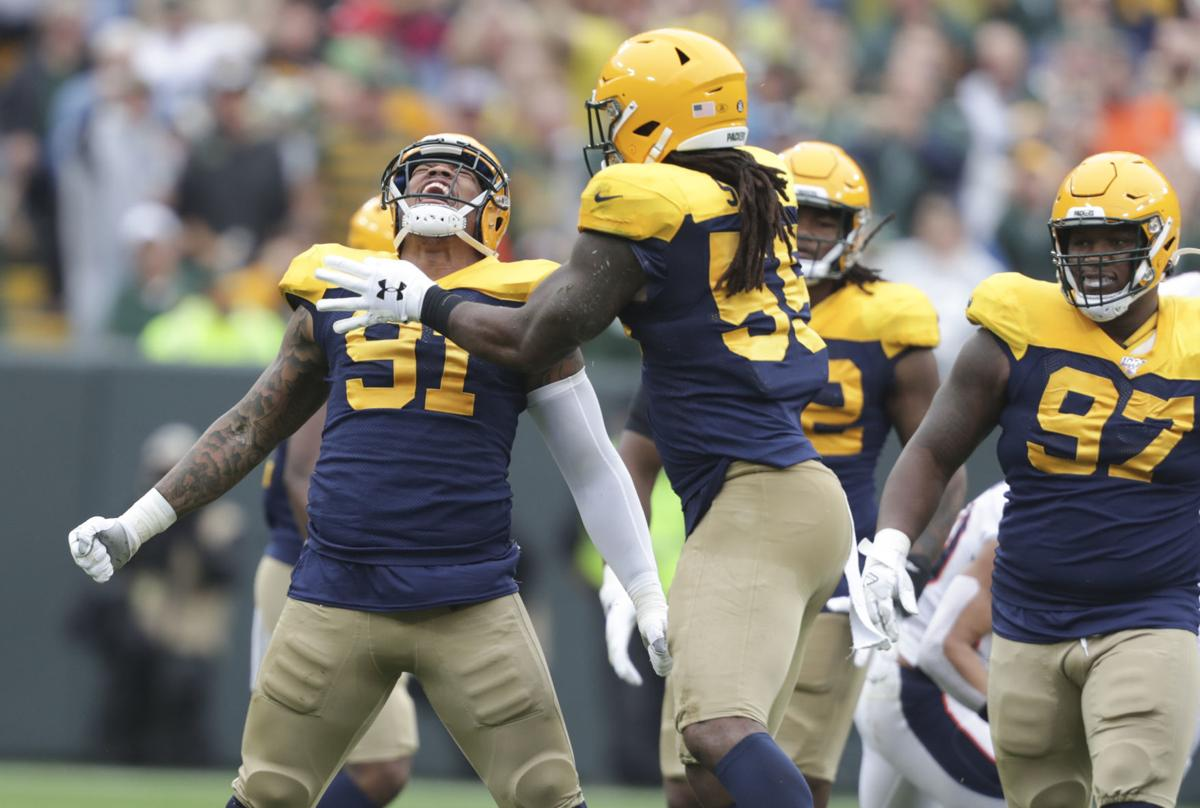 Packers 27, Broncos 16