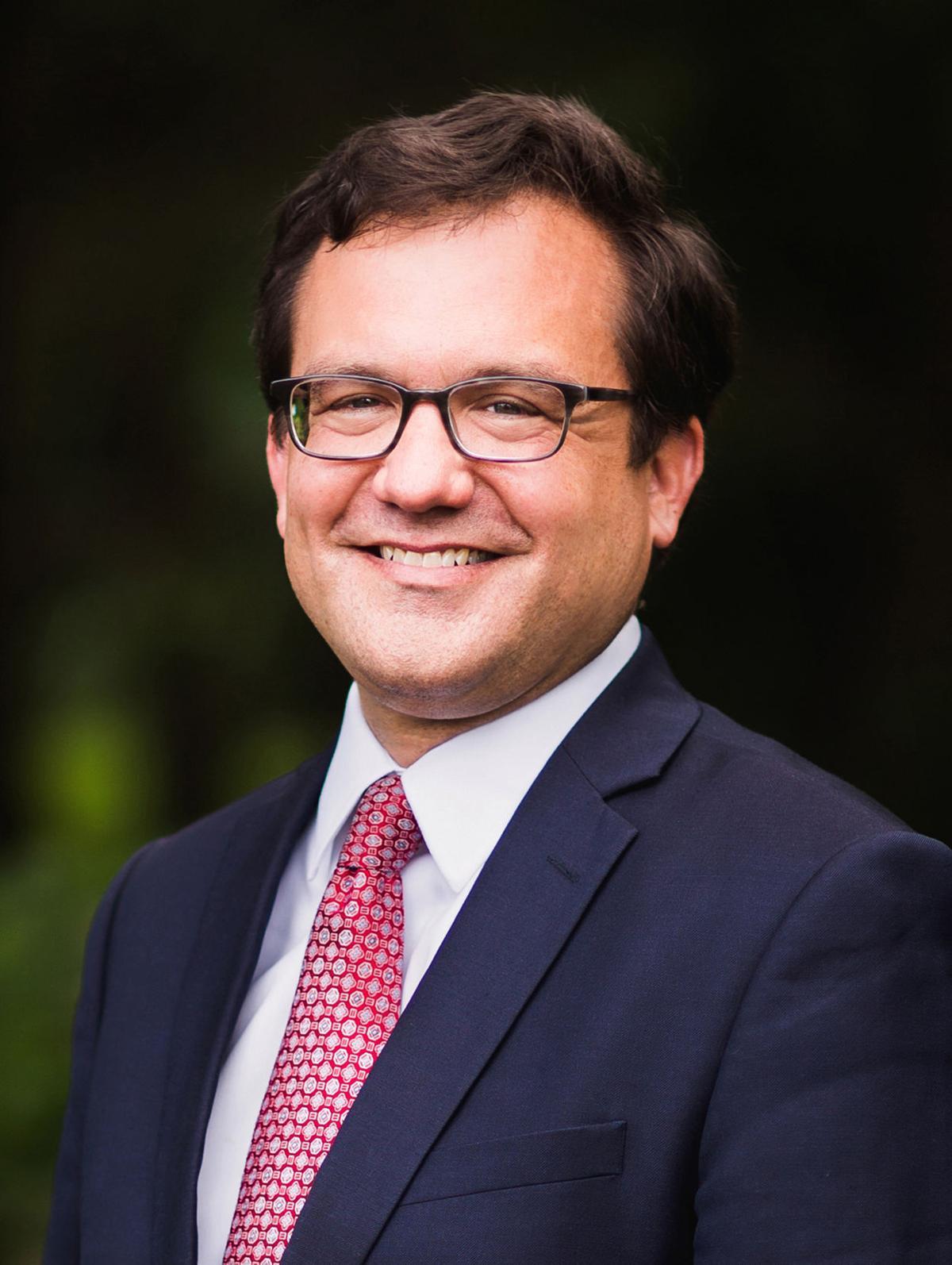 John Swallow, Carthage College president
