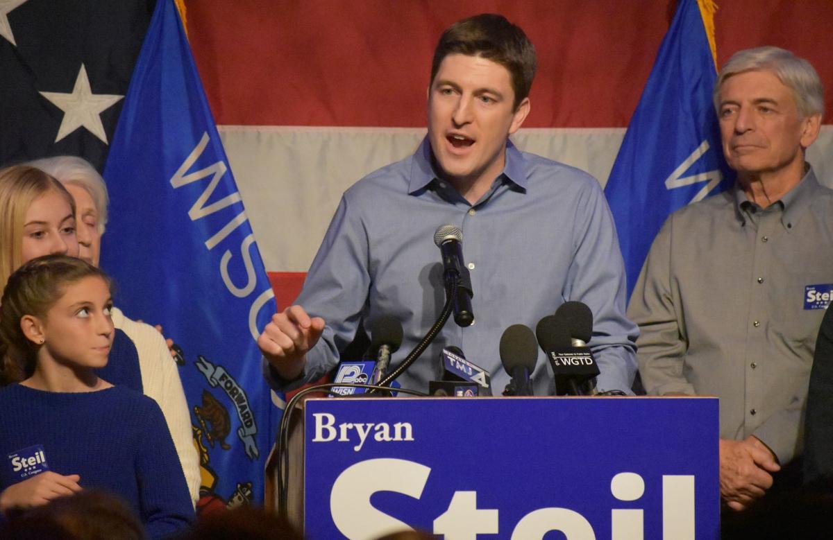 Bryan Steil victory