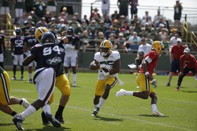 Texans Packers Football