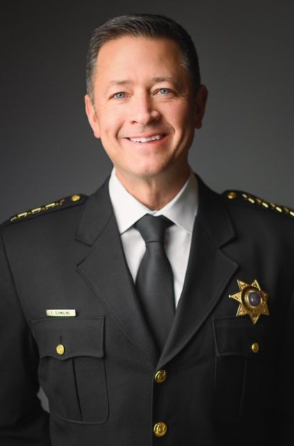 Sheriff Christopher Schmaling
