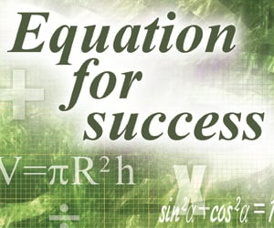 Equation for success