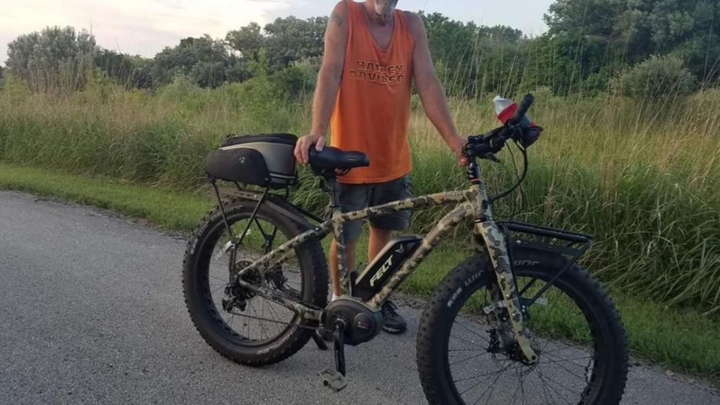 Betere E-bikes growing in popularity; Racine man shares his passion ZE-65