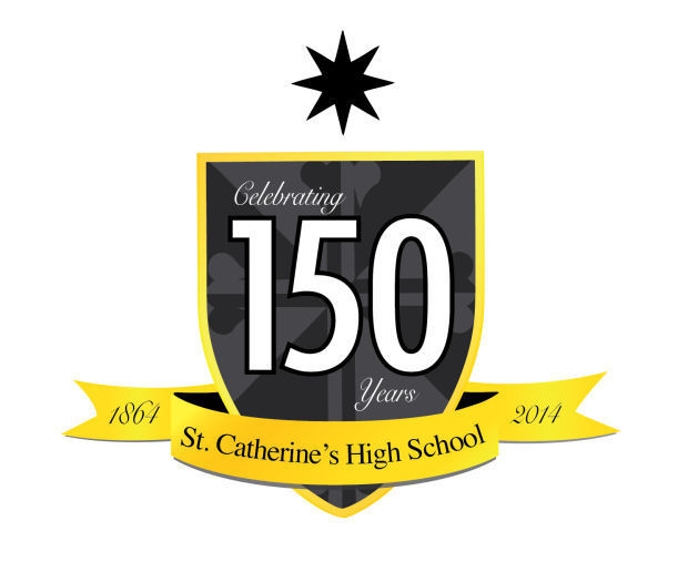 St. Catherine's High School logo