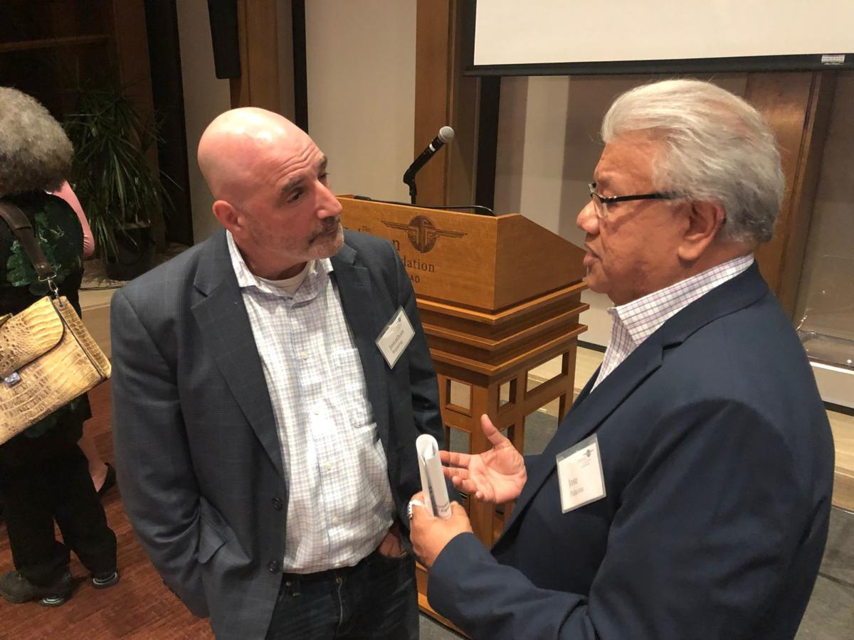 A change in culture: Criminal justice reform discussed at Wingspread