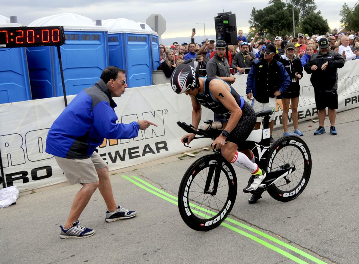 In Photos: Ironman 70.3 Racine Triathlon