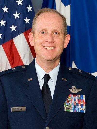Adjutant General Donald P. Dunbar